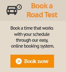 Book a Road Test Today