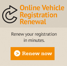 Online Vehicle Registration